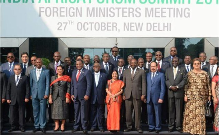 Third India-Africa Forum Summit
