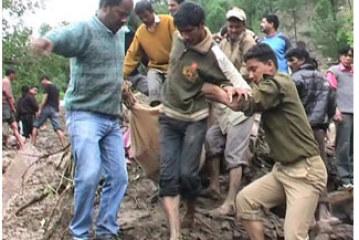 Havoc in Uttarakhand