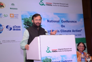 "National Conference on ""Post Paris Climate Action"""
