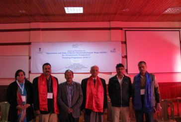 HGMs Workshop conducted by IWF in Sikkim