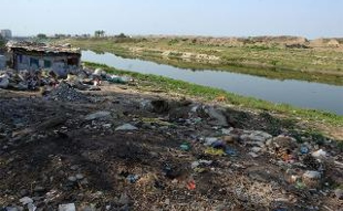Only 13 of 145 Ganga projects completed