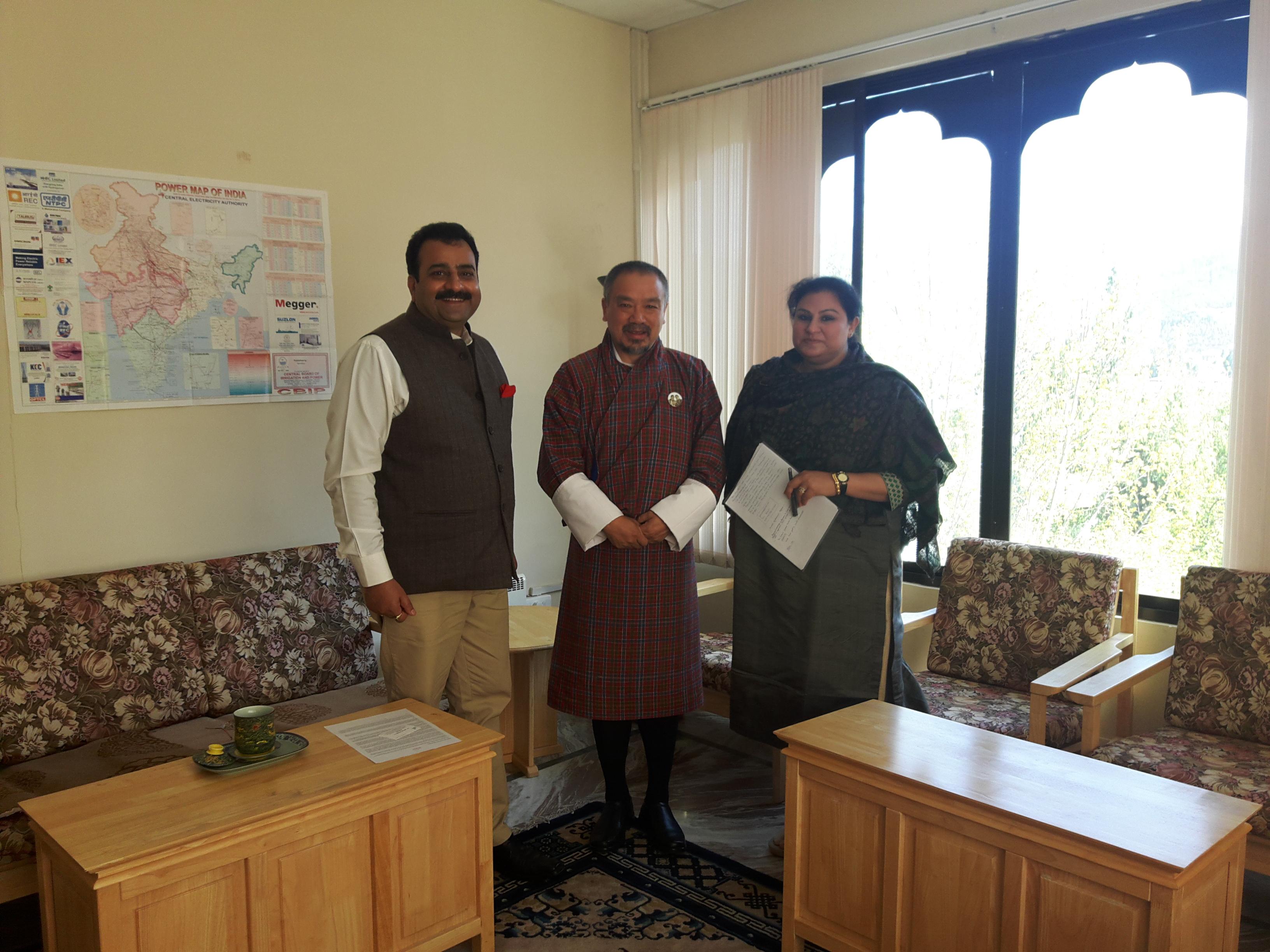 Vibrant Bhutan Focus Global Reporter