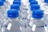 Production of packaged water coming down