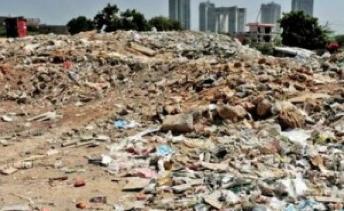 Feel free to dump waste in Aravalis: Gurgaon civic body