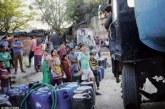 High ammonia in water halts supply